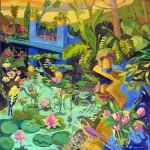 El-estanque-de-los-tulipanes-Consuelo-Mencheta