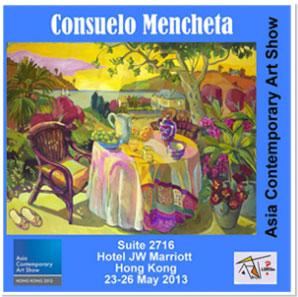 23 – 26 may 2013 Asia Contemporary Art Show Hong Kong