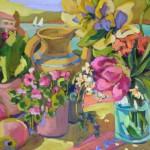 Apples & daisys - Consuelo Mencheta
